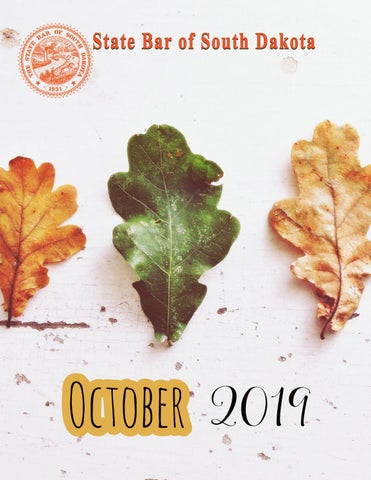 Clarence Center Labor Day Fair 2020.October 2019 Newsletter By The State Bar Of South Dakota Issuu