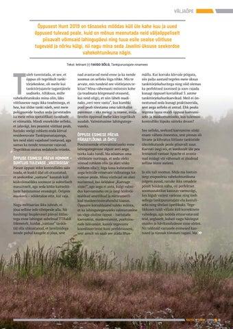 Page 13 of Meenutusi õppuselt Hunt 2019