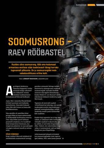 Page 45 of Soomusrong – raev rööbastel
