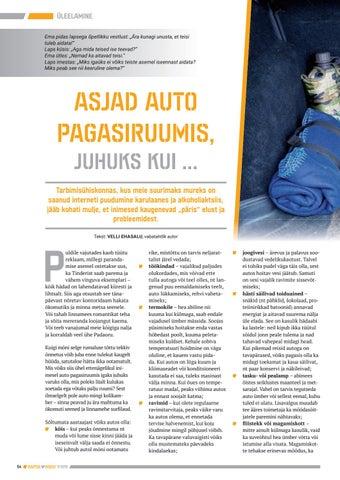 Page 54 of Asjad auto pagasiruumis, juhuks kui…