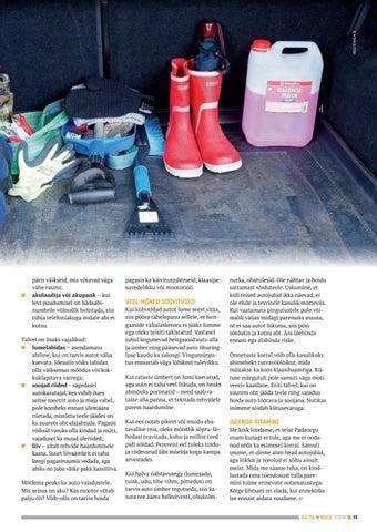 Page 55 of Asjad auto pagasiruumis, juhuks kui…