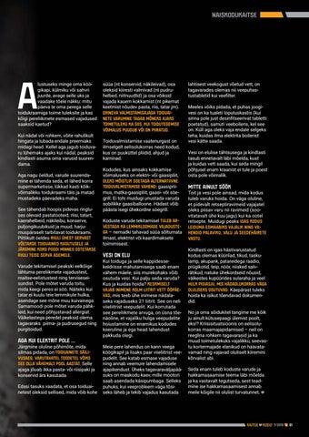 Page 61 of Varu, mida sööd ja söö, mida varud