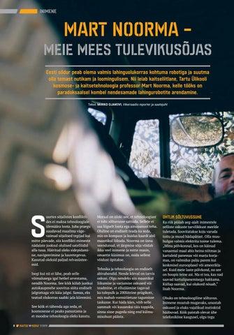 Page 8 of Mart Noormaa - Meie mees tulevikusõjas