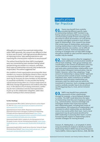 Page 5 of Working together to respond to sexual violence