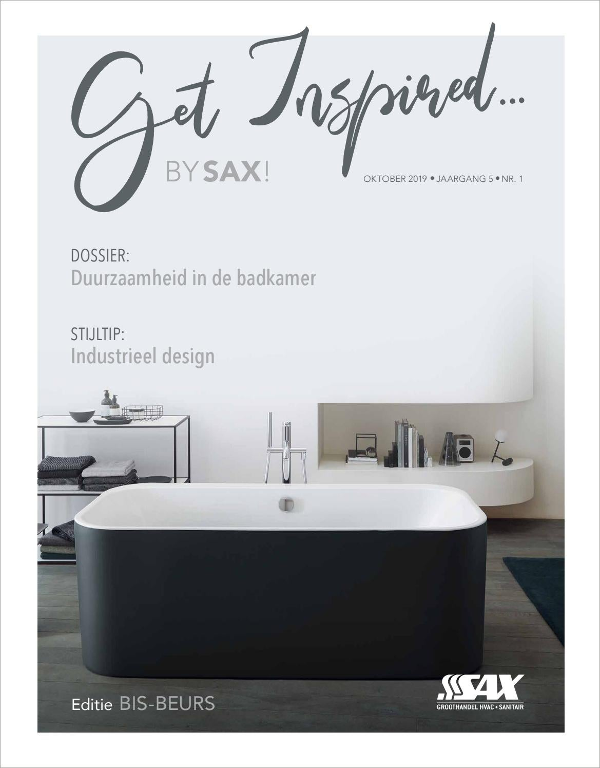 Get Inspired By Sax By Sax Sanitair Issuu