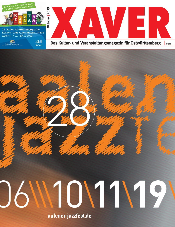 XAVER 10 | 19 by Hariolf Erhardt issuu