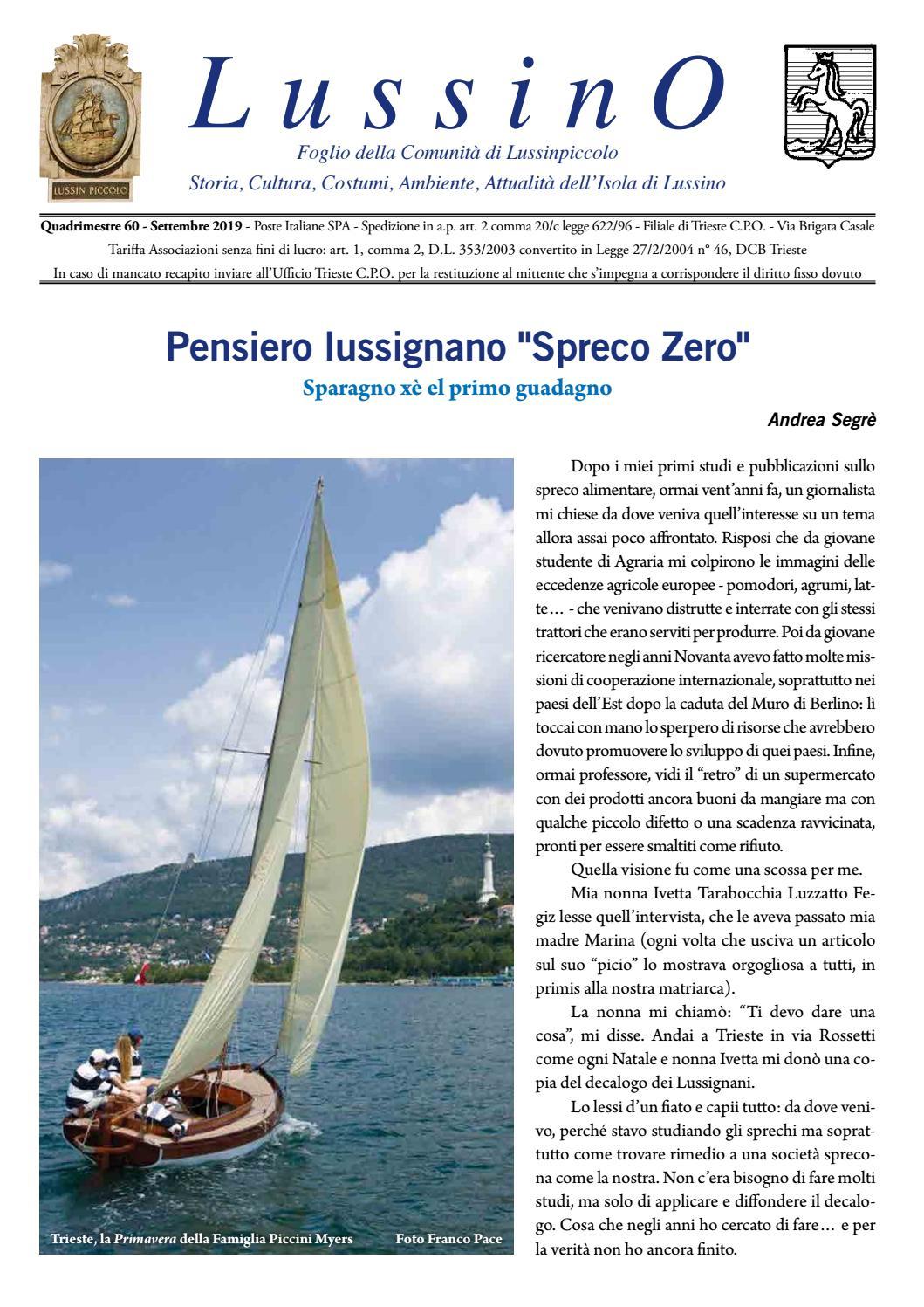 Allontanare Lucertole Dal Terrazzo lussino 60 by lussinpiccolo italia - issuu