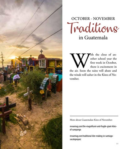 Page 33 of Traditions in Guatemala October November
