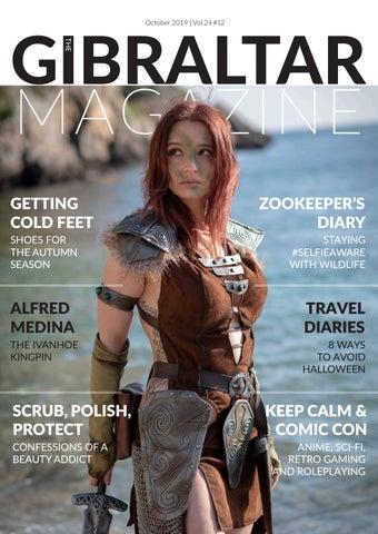 The Gibraltar Magazine October 2019 by Rock Publishing Ltd