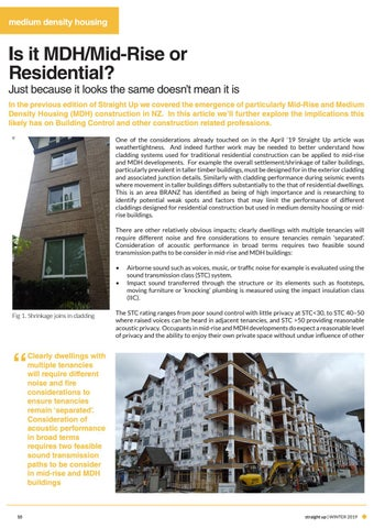 Page 10 of Is it mid-rise or residential?