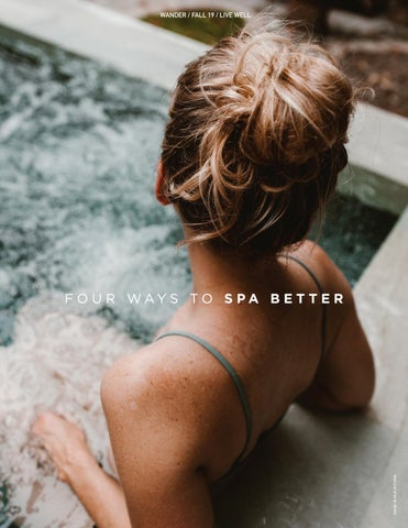 Page 16 of Four Ways to Spa Better