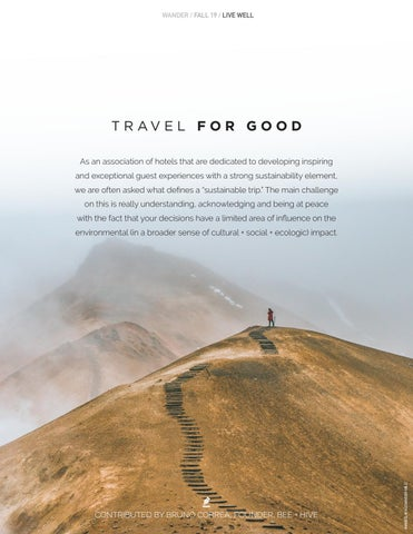 Page 18 of Travel for Good