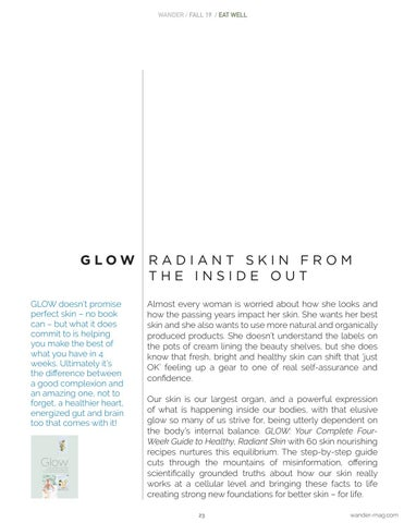 Page 23 of Radiant Skin from the Inside Out