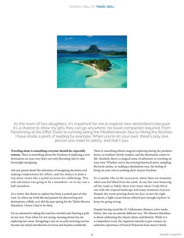 Page 31 of The Benefits of Solo Travel