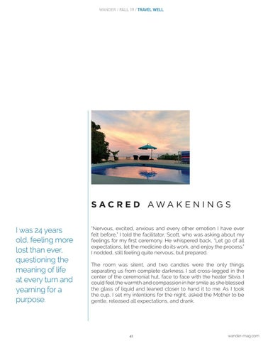 Page 41 of Sacred Awakenings