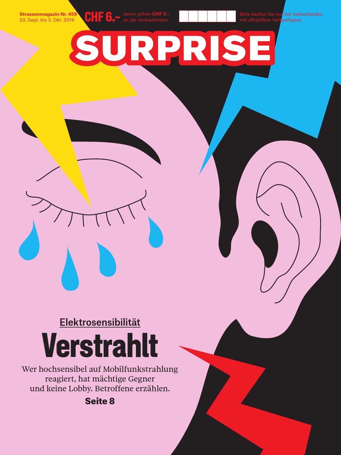 Surprise Nr. 459 by Surprise Strassenmagazin issuu