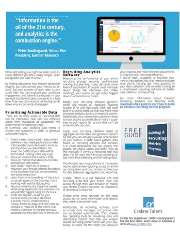 Page 30 of Numbers Speak Louder Than Words: 6 Ways to Calculate the ROI of an ATS