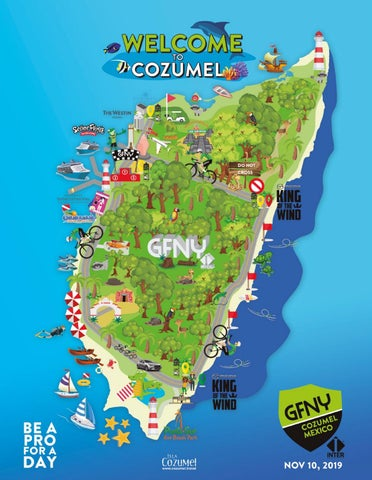 Page 8 of WELCOME TO GFNY COZUMEL