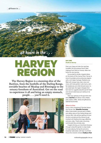 Page 16 of 48 Hours in the Harvey Region