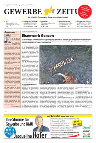 Ausgabe vom 19.07.2019 - Volketswiler Nachrichten