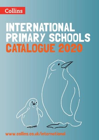 ceny detaliczne odebrać szczegółowe zdjęcia International Primary Catalogue 2020 by Collins - issuu