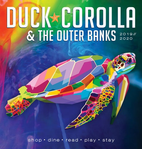 2019 Duck Corolla And The Outer Banks By Three Dog Ink Issuu