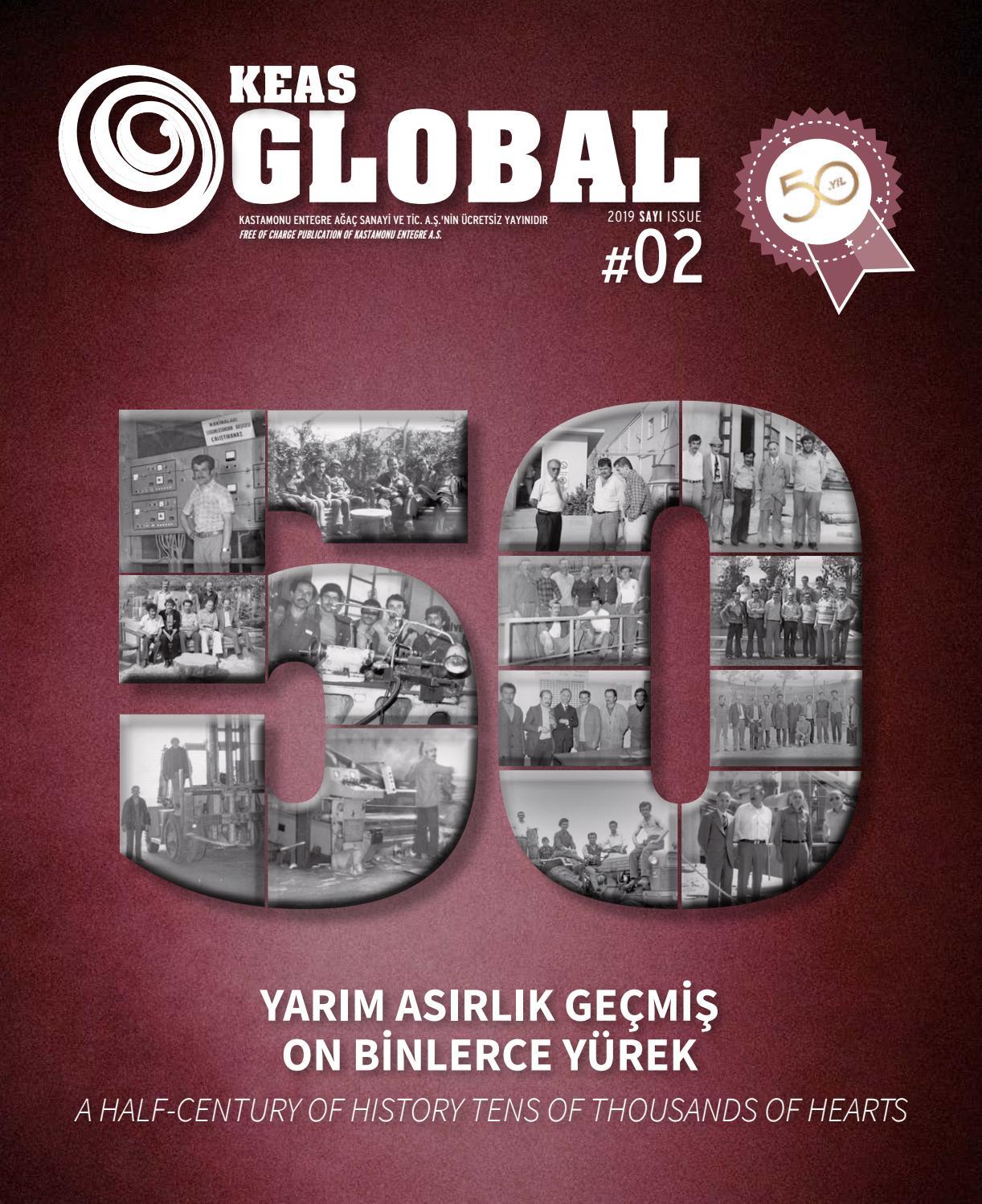 Keas Global By Viya Medya Yayincilik Organizasyon A S Issuu
