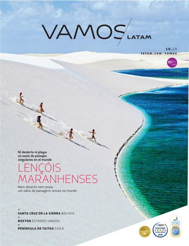 Vamos Latam Octubre1 2019 By Bookmark Content And
