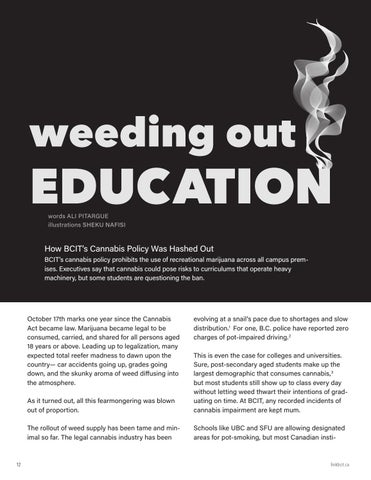 Page 16 of Weeding Out Education