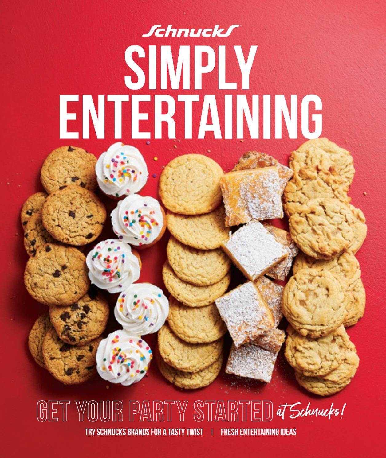 Incredible Schnucks Simply Entertaining Party Planning Guide 2019 By Personalised Birthday Cards Beptaeletsinfo