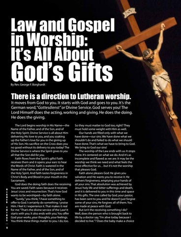 Page 6 of Law and Gospel in Worship