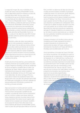 Page 13 of Tres destinos increíbles para visitar en Navidad