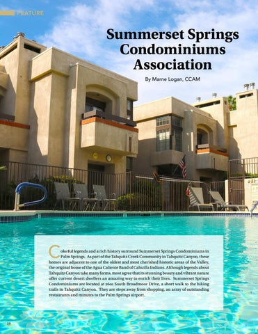 Page 10 of Summerset Springs Condominiums  Association