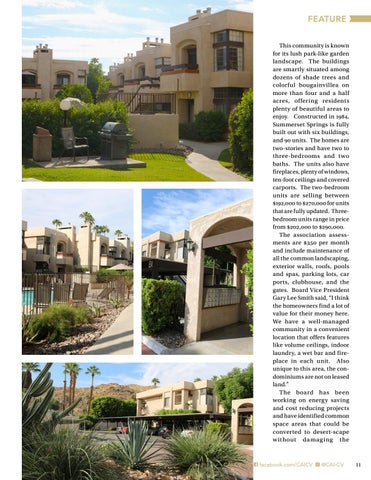 Page 11 of Summerset Springs Condominiums  Association