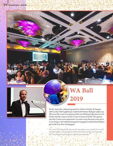 Page 34 of WA Ball 2019