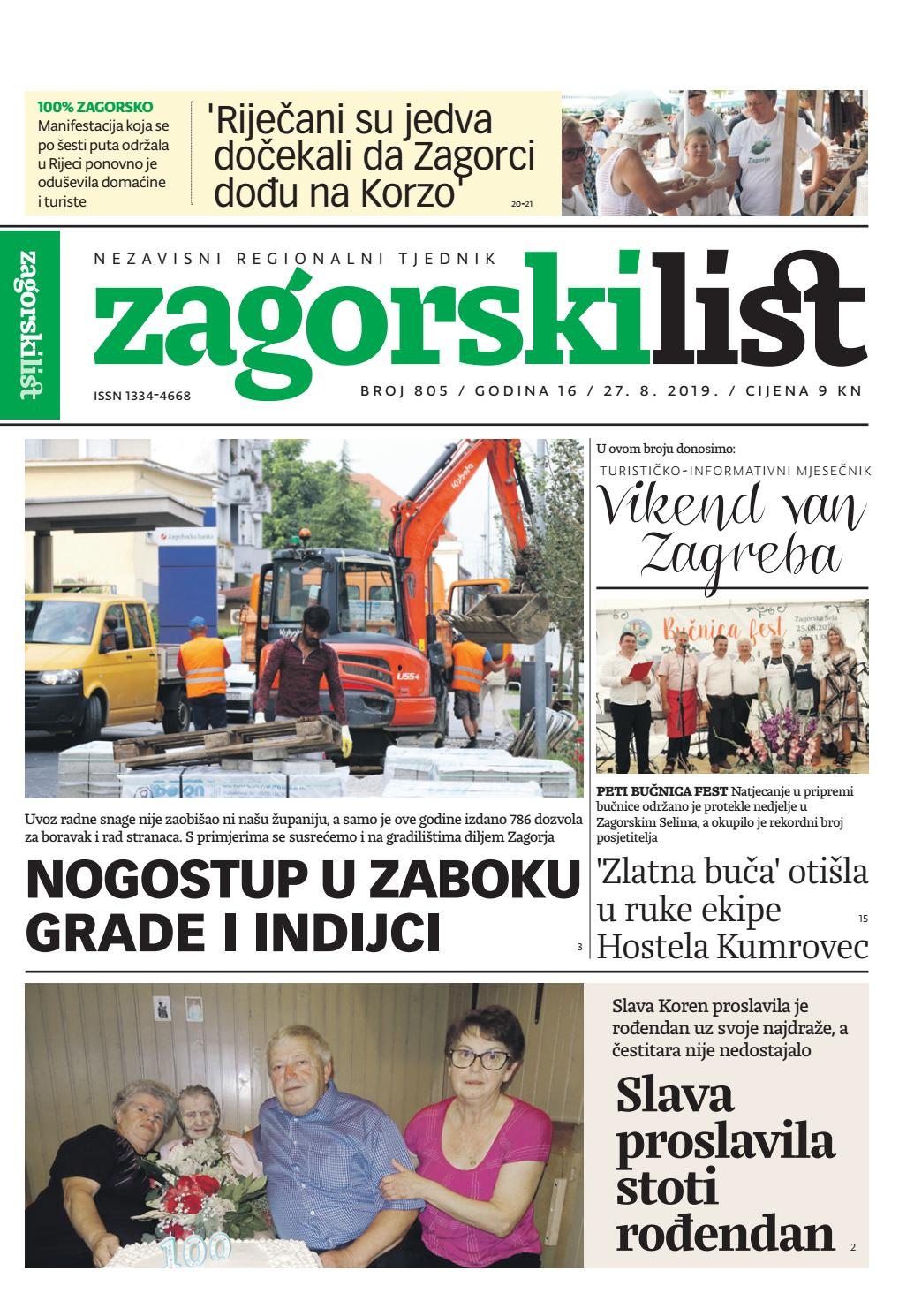 Zagorski List 805 By Zagorski List Issuu
