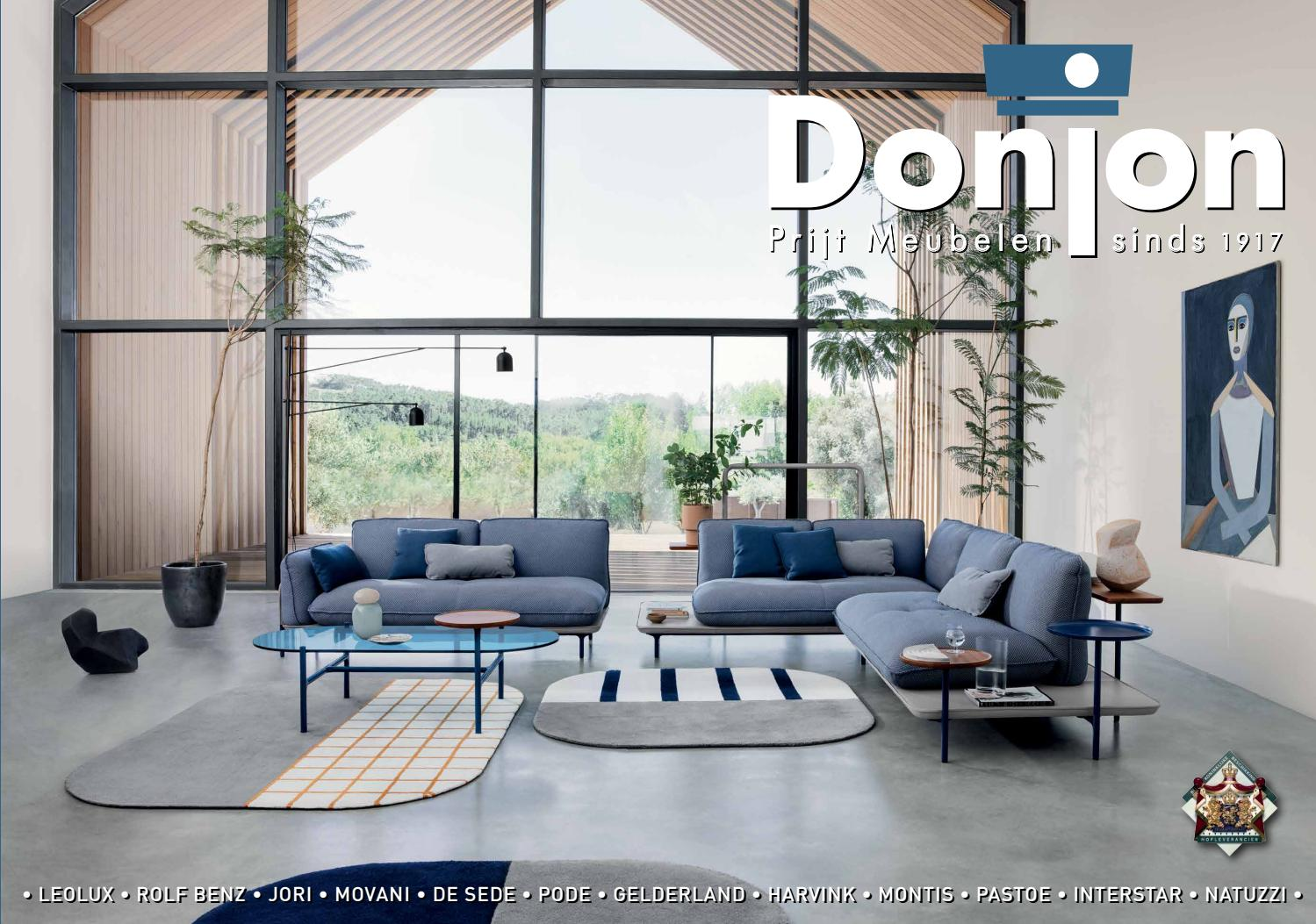 Natuzzi Wit Leren Bank.De Donjon Collectieboek 2020 By De Donjon Issuu