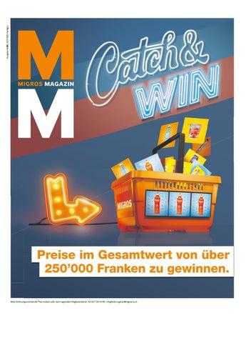 Migros Magazin 41 2019 d VS by Migros Genossenschafts Bund