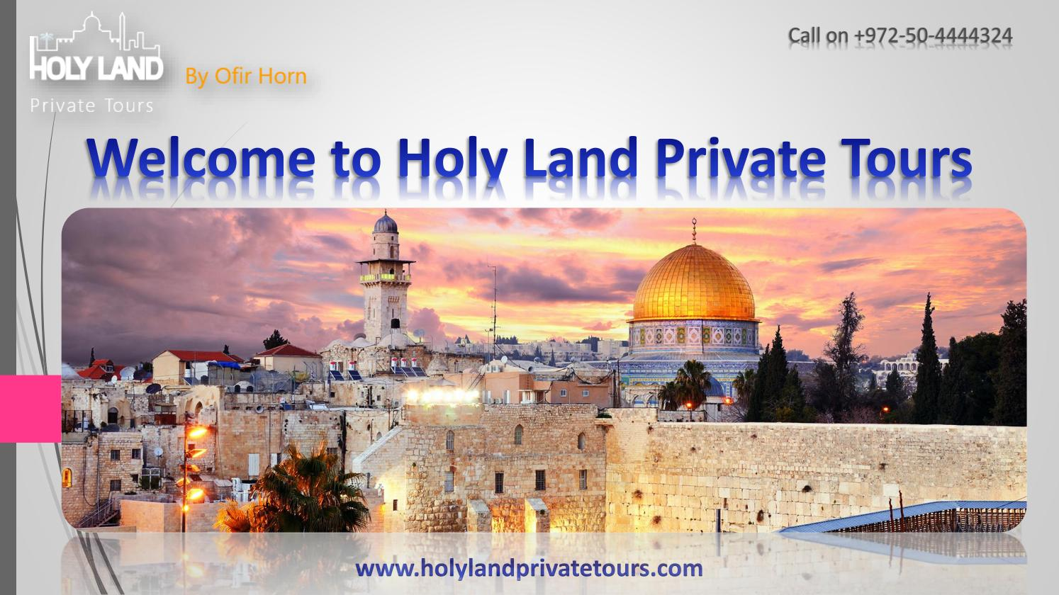 Hire Private Guide for Sea of Galilee Tour in Israel