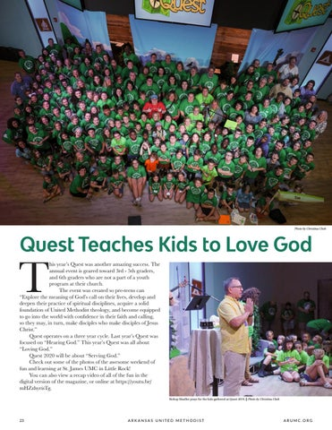 Page 24 of Quest Teaches Kids to Love God