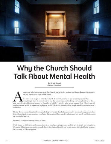 Page 8 of Why the Church Should Talk About Mental Health