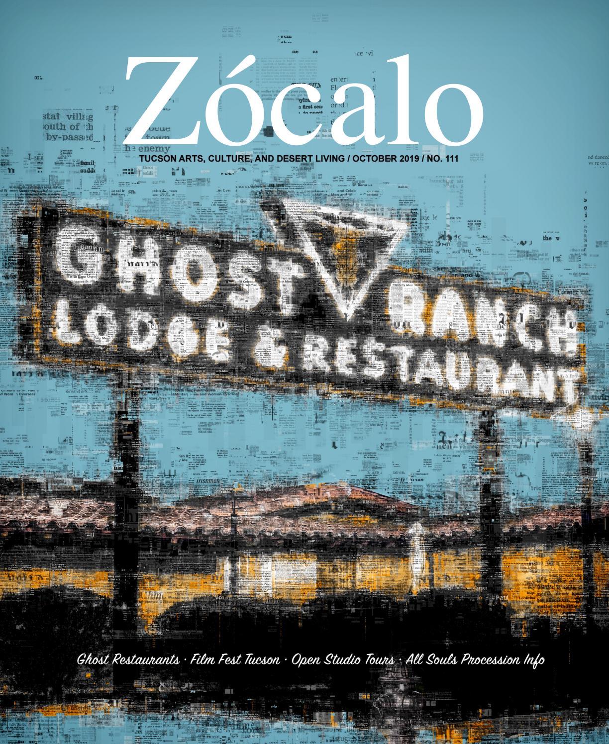 Zocalo Magazine October 2019 By Zocalo Magazine Issuu