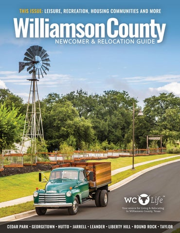 Williamson County Relocation Guide 2019 2020 Edition By