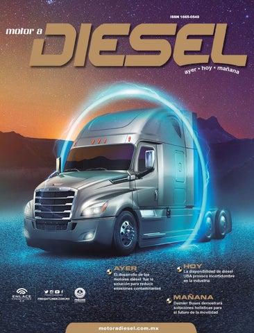 Edición 259 By Revista Motor A Diesel Issuu