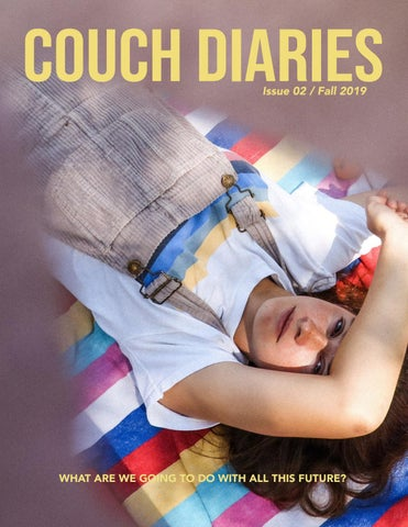 Page 1 of Couch Diaries Issue 02