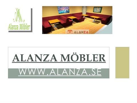 alanza möbler skärholmen