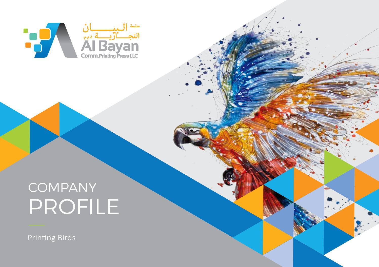 Al Bayan Printing Press LLC by Ahmed Malik - issuu