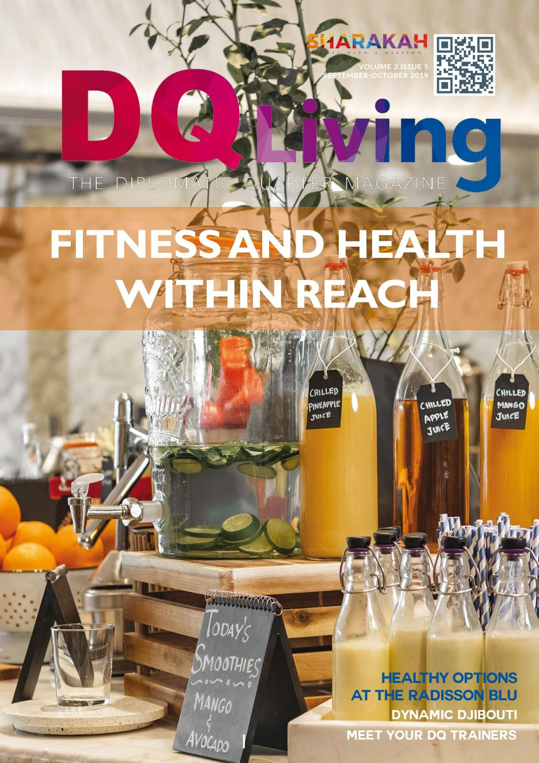 Vol. 3 Iss. 5 DQ Living: Fitness and Health Within Reach by