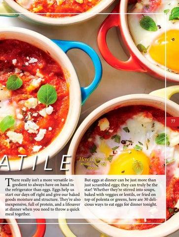 Page 77 of Versatile Eggs