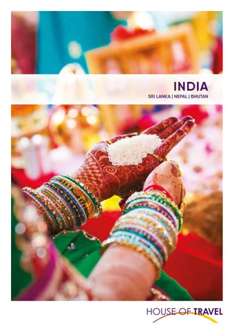 India Brochure 2020 by House of Travel - issuu